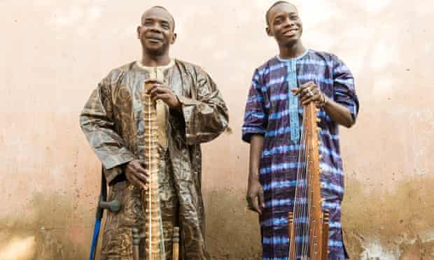 Toumani and Sidiki Diabaté