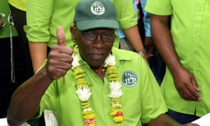 Jack Warner took control of the $10m payment in his capacity then as the head of Concacaf.