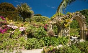 Tresco Abbey Gardens.