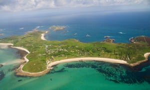 St Martin's is renowned for its beaches.