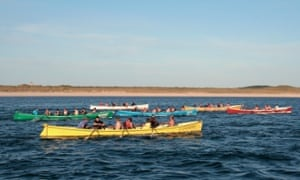Gig racing is the Scillies' 'national sport'