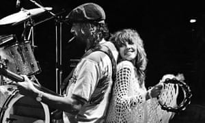 Stevie Nicks and John McVie