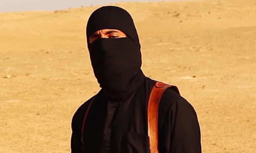 Idolised by Isis recruits ... Mohammed Emwazi