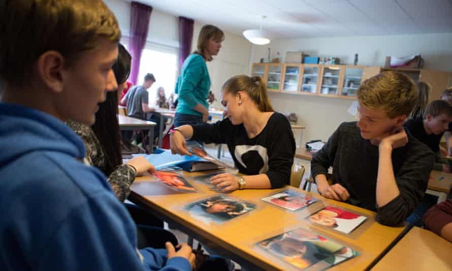 Swedish sex education