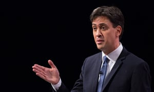 Ed Miliband Speech At the Annual Party Conference