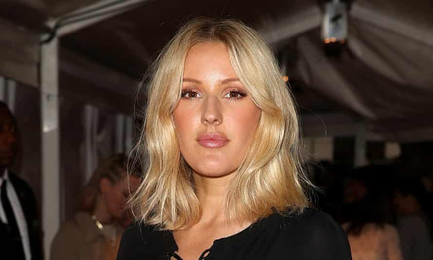 Ellie Goulding: her social media comments galvanised support for homeless people in Hackney.