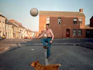 Belfast, 1999 by Donovan Wylie