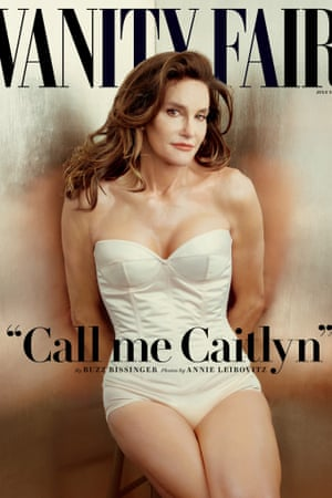 Caitlyn Jenner made her public debut on the cover of Vanity Fair.