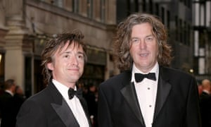 Richard Hammond and James May: just as culpable as Jeremy Clarkson