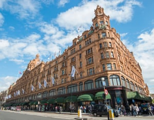 The Garden Bridge Trust will hold a fundraising event at Harrods, which is owned by Qatar Holding.