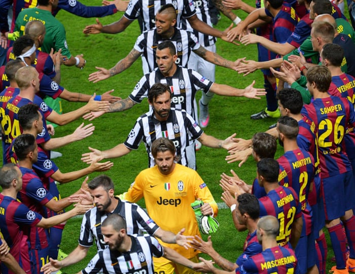 2015 Champions League Final Juventus 1 3 Barcelona As It Happened Football The Guardian