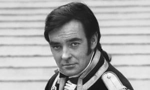 Richard Johnson in the film Emma Hamilton