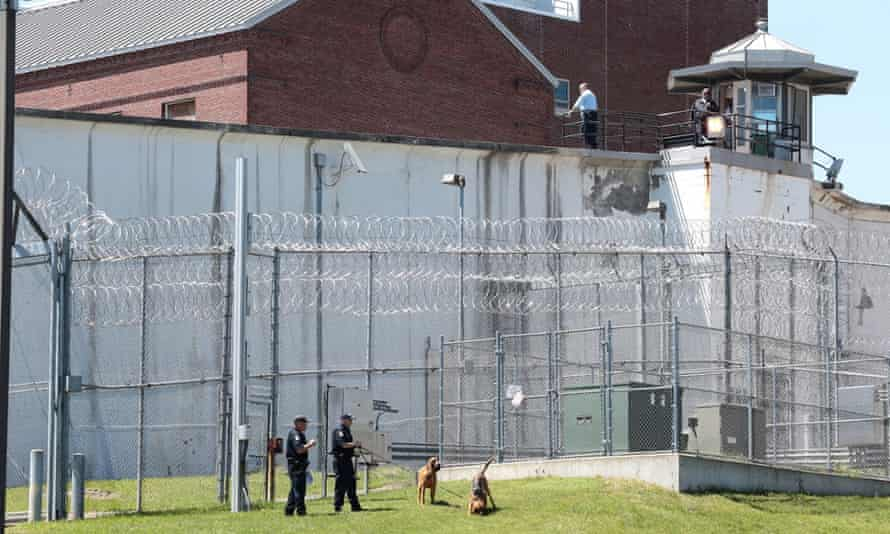 Law enforcement officers Clinton Correctional Facility