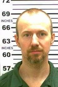 Convicted killer David Sweat, 34