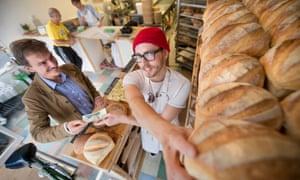 The East Bristol Bakery accepts the Bristol pound.