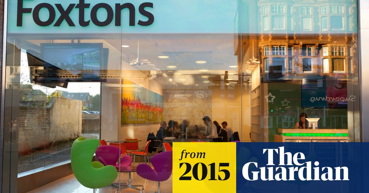 Foxtons Commission Charge Sparks Legal Action From Landlords Business The Guardian