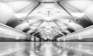 Moscow metro on Instagram by ss.3ak