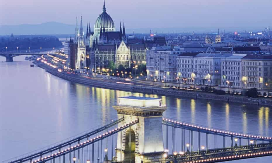 central budapest