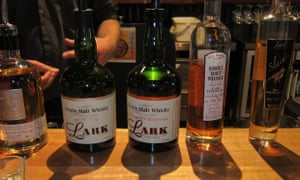 Lark has won many awards for its whisky.