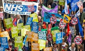 Public sector demonstration
