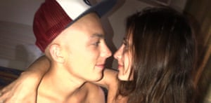 Robin Cannone and Beth girlfriend