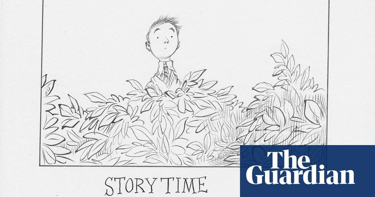 The Best Work Of Chris Riddell New Childrens Laureate In