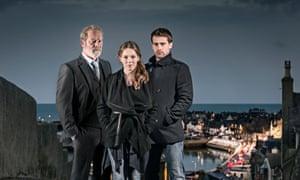 Stonemouth starring Peter Mullan, Charlotte Spencer and Christian Cooke.