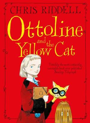 Ottoline yellow cat