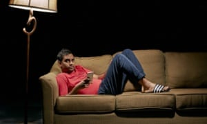 Aziz Ansari … to text or not to text?