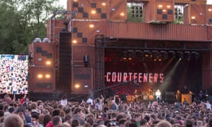 The Courteeners at Heaton Park