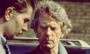 Alan Clarke directing Gary Oldman.