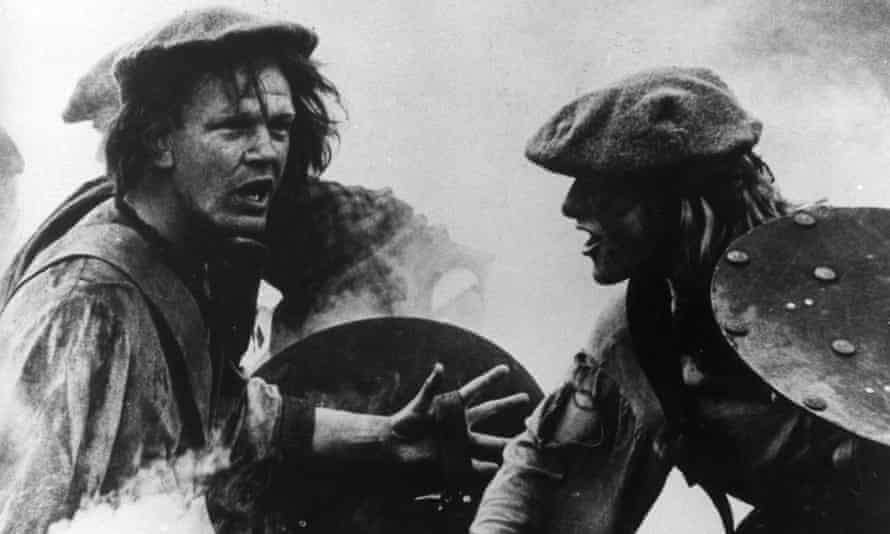 Culloden, directed by Peter Watkins.