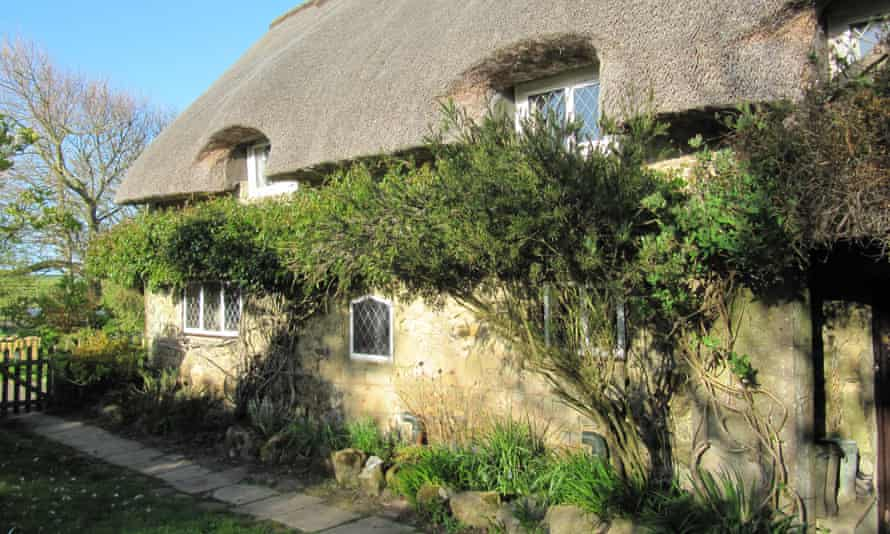 Old homes, such as the 16th century cottage owned by IBM fellow Andy Stanford-Clark, can be smart houses too.