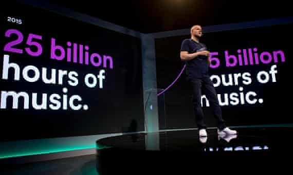 Spotify's chief executive Daniel Ek recently announced that the streaming platform was moving into original programming.