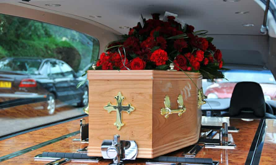 A traditional burial is beyond the budget of many people on low incomes and in poverty in the UK.