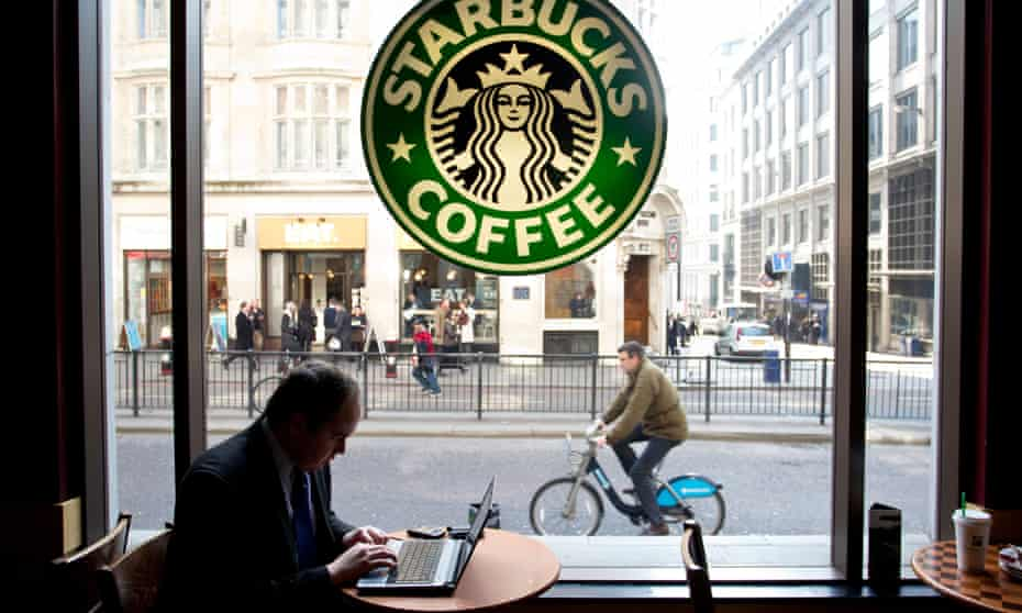 """""""It's funny that digital nomads spend 16 hours to fly to the other side of the world to sit in Starbucks""""."""
