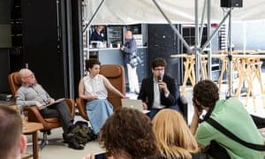 Guardian Cities Strelka debate