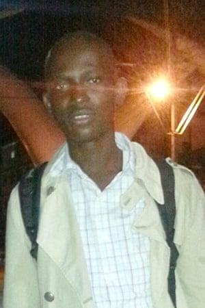 Photograph: Courtesy of Edwin Mwashinga