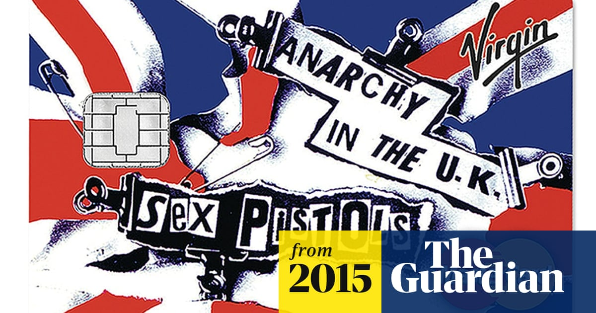 Punk rock brand: the Sex Pistols to feature on a range of