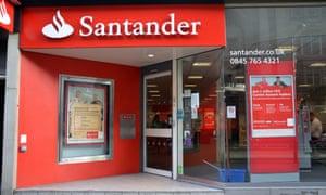 Santander considers Greece too dangerous | Money | The Guardian