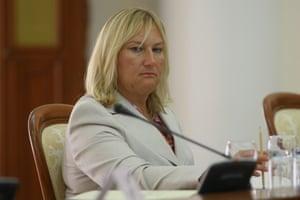 Yelena Baturina.
