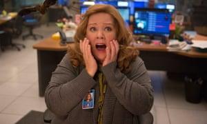 Melissa McCarthy in this week's top movie Spy.