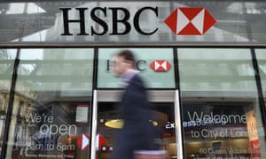 HSBC name and logo to disappear from British high streets