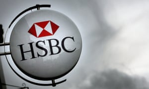 The HSBC logo