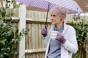 Anita Dobson in the film version of London Road.