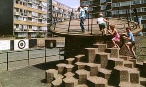 In Britains Playgrounds Bringing In >> Britain S Brutalist Playgrounds In Pictures Art And