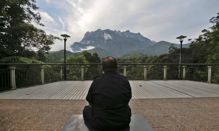 'It is a sacred mountain and you cannot take it lightly,' said Sabah's deputy chief minister.