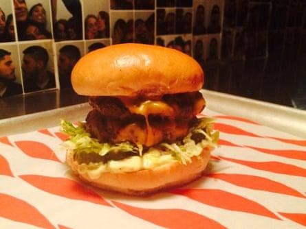 Dead Hippy burger