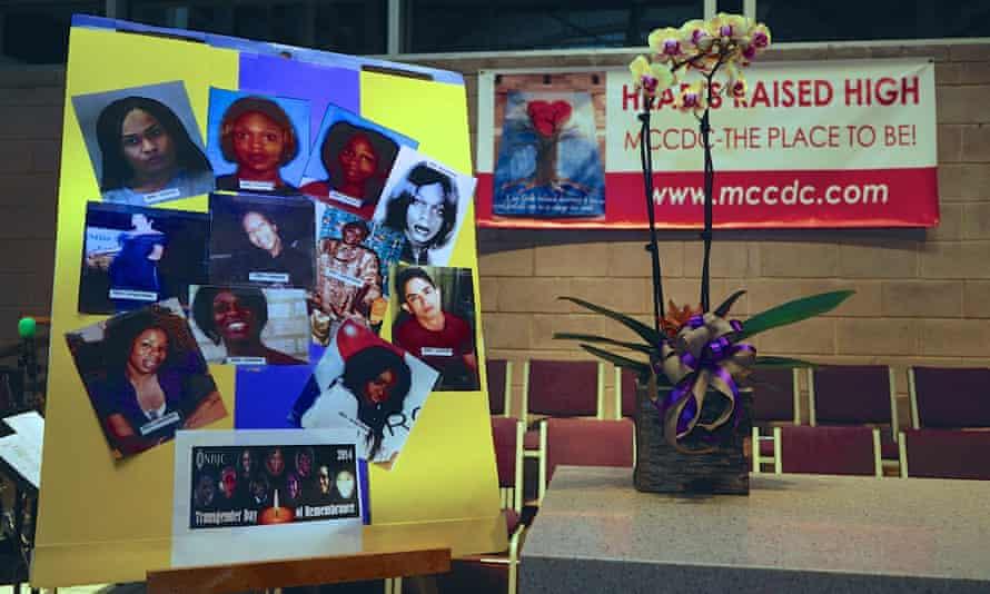 transgender violence day of remembrance