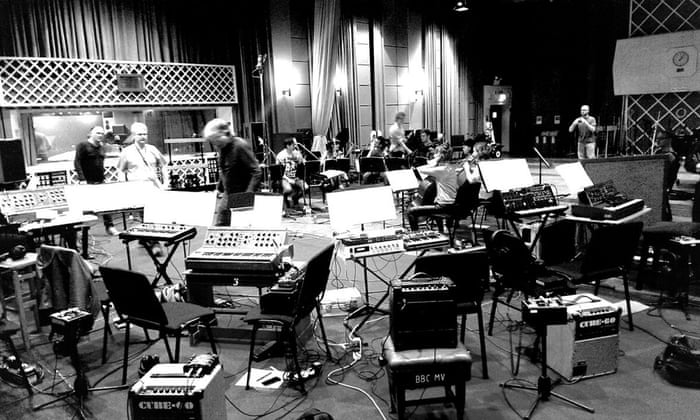 Back to the future: I'm in the Moog again   Music   The Guardian